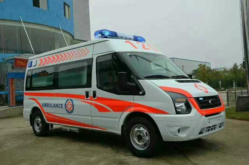海口救护车出租 120救护车出租长途救护车跨省转院收费低