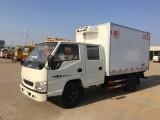 长沙国五江铃凯运4.2米冷藏车配置及报价