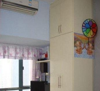 榕城东湖明珠 精装2房 家私电器齐全 朝南温馨舒适 租房
