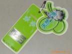 服装吊牌内衣吊牌纸卡PVC吊牌玩具纸卡袜卡不干胶