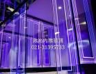 杭州激光内雕玻璃 玻璃内雕 发光玻璃