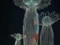 郑州玫瑰花海制作厂家灯光节造型灯灯光节主题灯展出租
