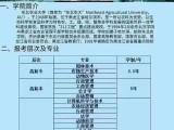 东北农业大学2021春批次专业