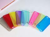 新款 iphone5s保护壳 5s软硅胶保护套 磨砂半透明超薄T