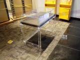 有机玻璃批发亚克力展示架亚克力货架亚克力加工厂家定做