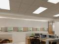嘉善办公室装修 厂房翻新改造 石膏板隔断