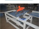 双端齐头断料锯 可调长度锯 双头推台锯厂家 双头裁板机