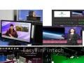 网页版金融财经网络直播间软件搭建制作开发