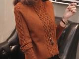 特价 2020秋冬打底衫高端女装修身打底毛衣