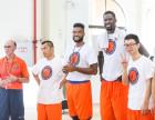 教育培训加盟 美国篮球学院与您撬动千亿体育培训市场