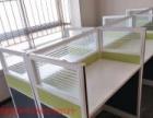 大量二手屏风卡位办公桌椅大班台沙发会议桌全部低价转让
