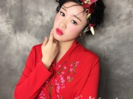佛山新娘跟妆,佛山口碑最好的化妆工作室,婚礼化妆