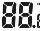 ZH8271单温度计IC