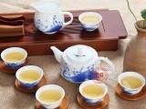 景德镇功夫茶具礼品,陶瓷茶具定做厂家
