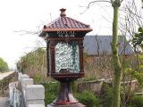 悦莱雅供应户外欧式庭院围墙灯中式仿古柱头灯具别墅室外阳台灯具