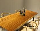 实木大板 餐桌办公桌