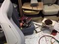 威霆唯雅诺B200CLA奔驰汽车电动座椅改装通风