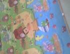 宝宝爬爬垫婴儿爬行垫游戏垫环保毯