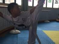 宝安西乡固戍哪里有跆拳道快来功夫者武道!