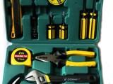 39元模式   家用礼品组合工具12件套 便携式车载应急工具箱