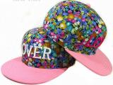 嘻哈帽 平板帽子韩版女士男士秋冬款街舞潮帽淘宝批发现货帽