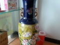 茶酒坊结业99成新工艺花瓶转让
