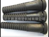 生产天然橡胶打毛棒 家禽橡胶棒 脱毛机牛筋胶棒 家禽屠宰橡胶棒