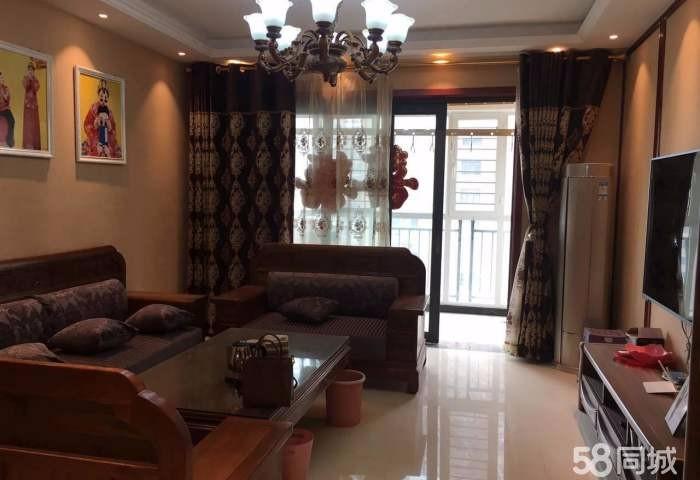 新城区蓝湾新城 豪华装修3室 2厅免高税有暖气