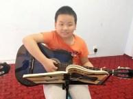 西安高新区吉他培训班 一对一教学 赠送吉他 免费试听