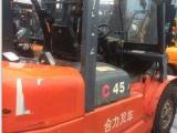 收购出售二手叉车,安徽地区废旧叉车回收出售