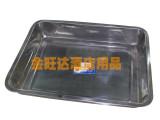 【批发】餐盘 托盘 不锈钢方盘 不锈钢托盘 加大加深加厚量大从优
