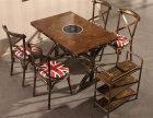 玉林主题餐厅餐桌椅-上等个性主题餐桌椅推荐