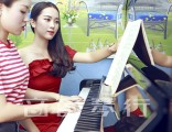 坂田五和学钢琴难不难 要多少钱 成人学习