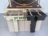 北京房屋天沟落水系统 塑料雨水管 屋檐檐沟 蒂美DMI