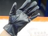 S052 男士皮质手套 保暖手套*