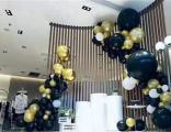 北京婚房气球,求婚气球布置,party气球布置