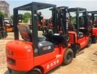 上海二手内燃原厂合力1.5吨叉车车龄一年工作时间1108小时