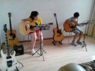 海口吉他培训 乐器艺术培训 海南卡农音乐艺术培训中心