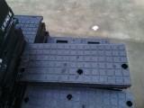 铁路橡胶垫片道口板块 铁轨专用天然合成耐磨橡胶板垫 厂家直销