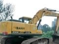 三一重工 SY215-8 挖掘机         (个人干活的纯