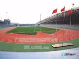 广州同欣橡胶跑道茌平县文体中心案例预制型跑道厂家直销