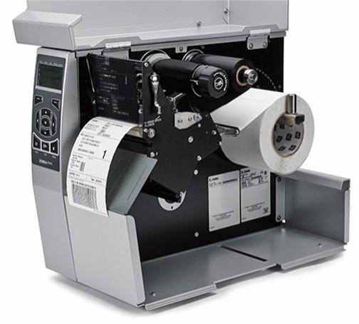 苏州斑马条码打印机zt510热敏热转印工业机