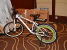 自行车革命-磁动力自发电自行车面议
