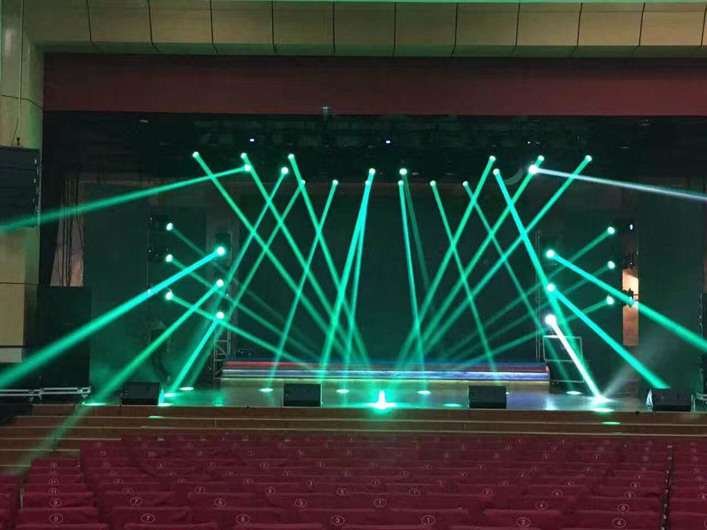 专业舞台灯光 音响 视频设备租赁的服务性公司