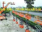 中山坦洲厂房建设用升降平台出租,10米自行走升降平台出租