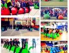 毛毛虫趣味运动会道具 趣味体育运动器材 趣味游乐设备厂家