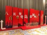 岳阳木质展板展墙制作 烤漆展柜道具的制作搭建