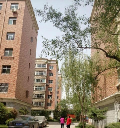 西站百合公园对面金港城金港花园稀缺南北送楼顶花园