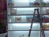 厂家直销 欧式风格 铁艺置物架 浴室挂架 钢化玻璃展示柜 特价