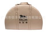 工厂生产订做中高等手袋箱包/灰色手提旅行箱